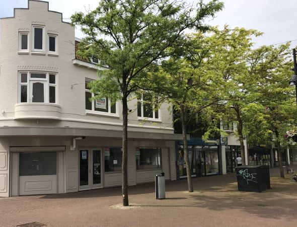 Renovaties in het centrum van OSS